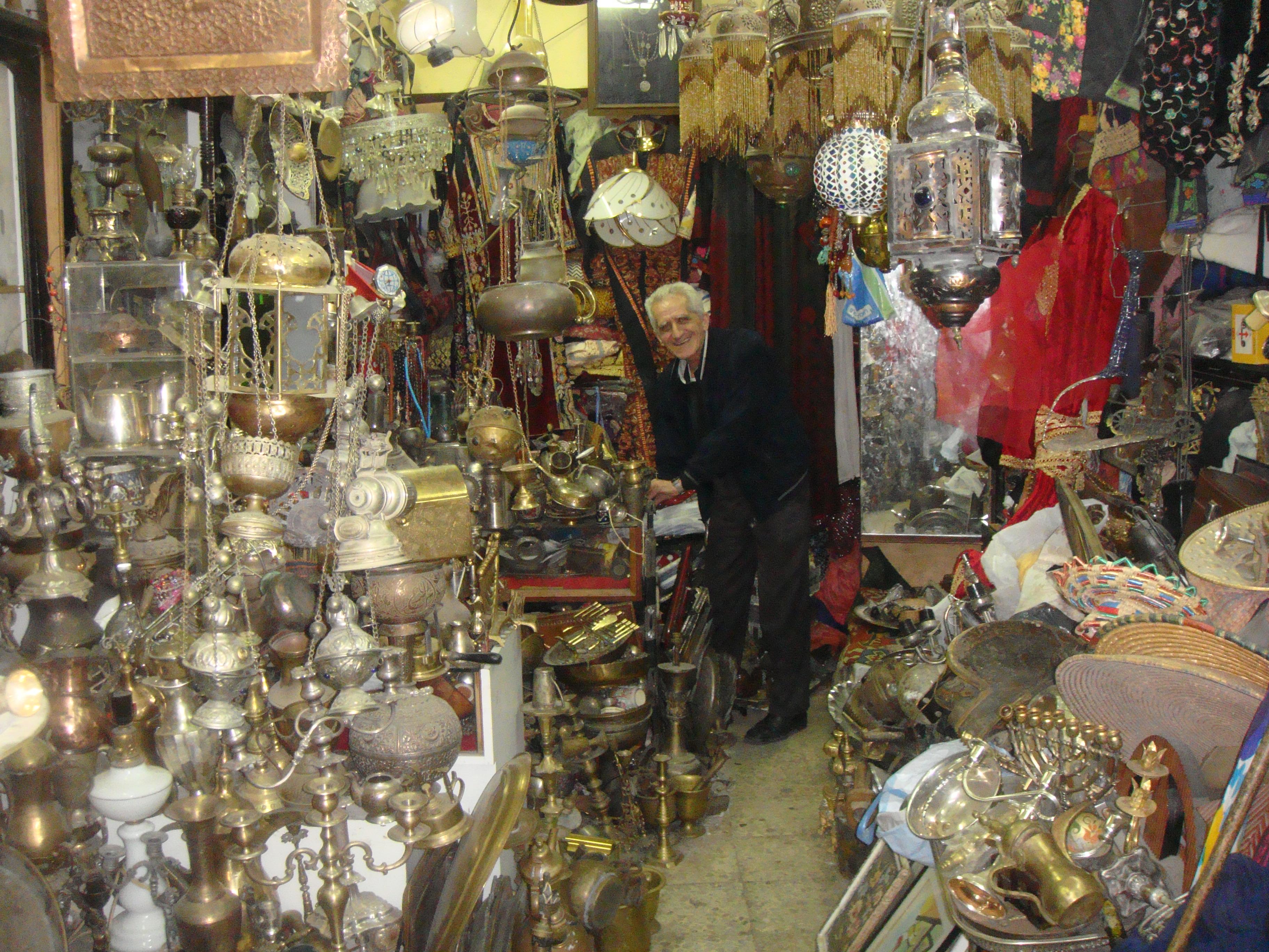 5 j. old city shop antichità